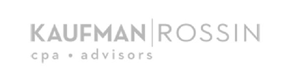 Kaufmann Rosin_Logo_grayscale