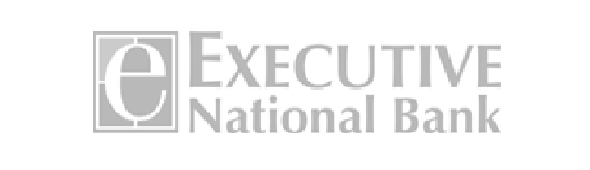 Excecutive National Bank_Logo_grayscale