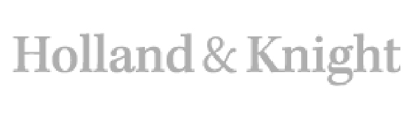 Holland And Knight_Logo_grayscale