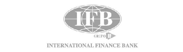 International Finance Bank_Logo_grayscale